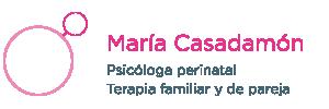 María Casadamón · Psicóloga Perinatal